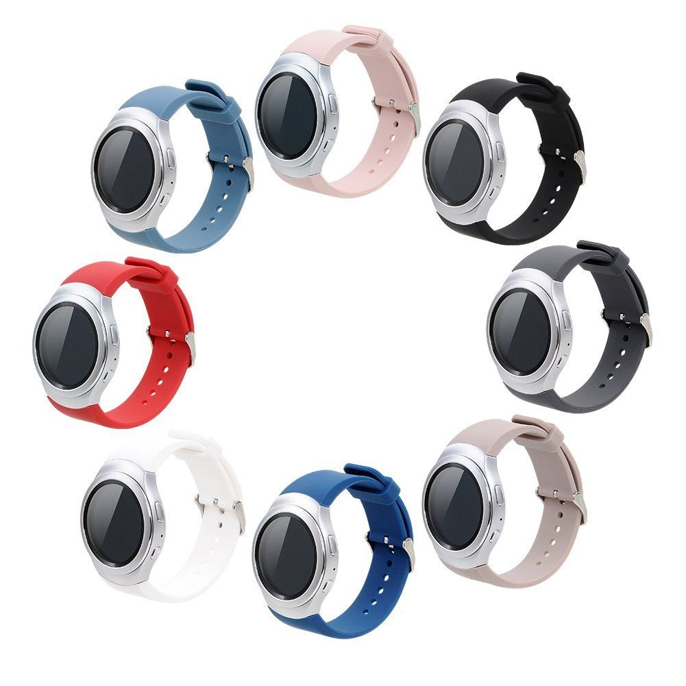 8 different colors band for Samsung Gear S2 Gear s2