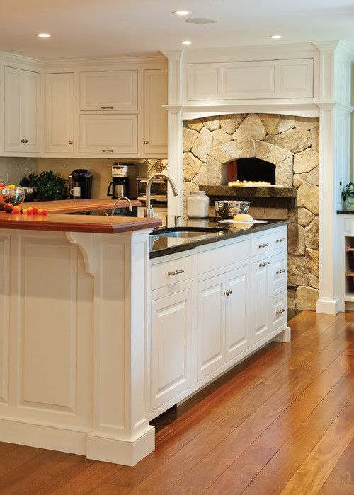 georgianadesign:  Crown Point Cabinetry, Claremont, NH.
