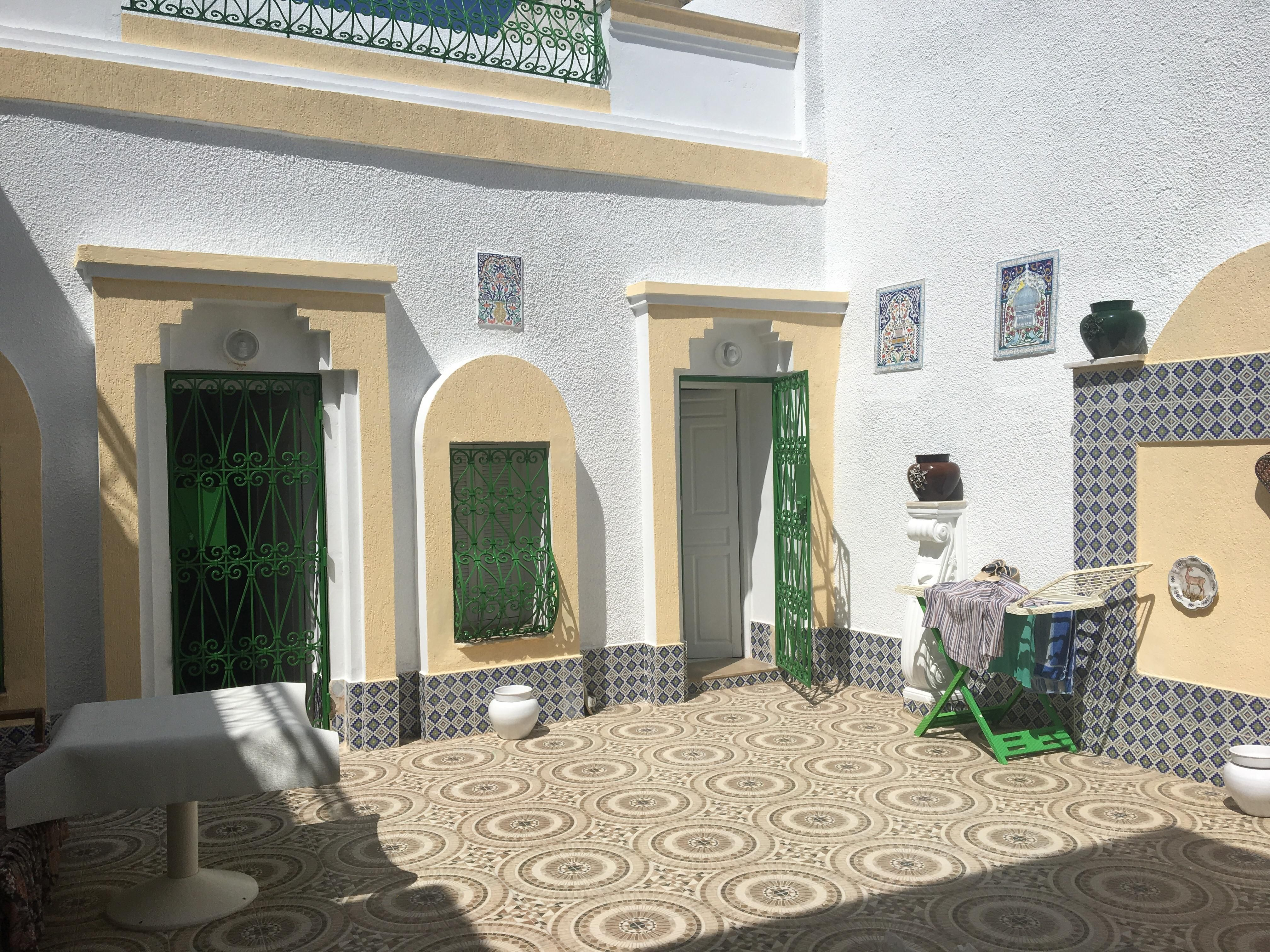 Traditional Arab House In Bizerte Tunisia With Images House