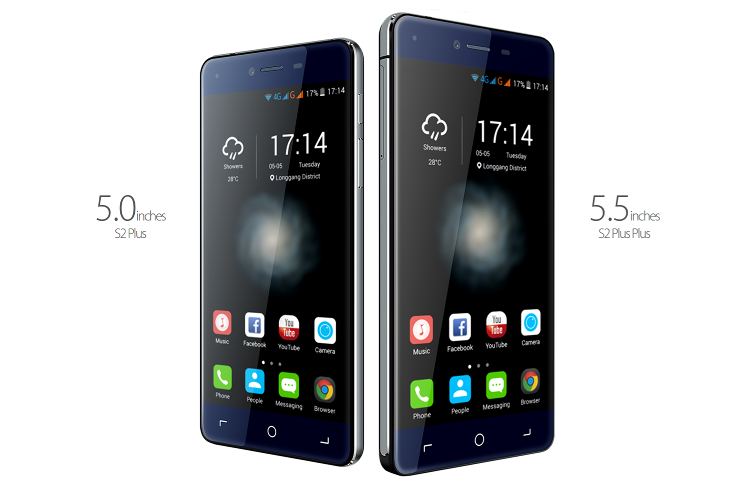 Elephone S2 & S2 Plus Get Gorilla Glass Back And 850MHz