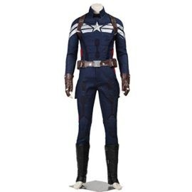 CosplayDiy Mens Costume for Captain America 2 The Winter Soldier Cosplay CosplayDiyas a professional cosplay costume  sc 1 st  Pinterest & CosplayDiy Mens Costume for Captain America 2 The Winter Soldier ...