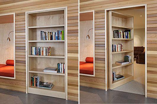 versteckt geheimr ume und t re in der wohnung versteckt pinterest verstecken t ren und. Black Bedroom Furniture Sets. Home Design Ideas