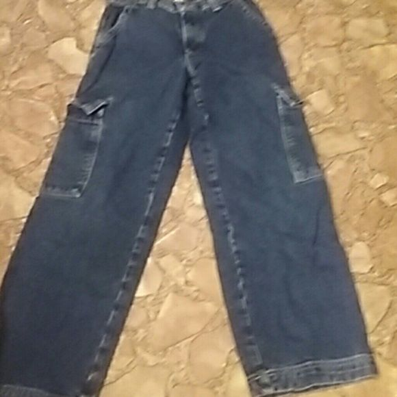 boy jeans good condition of them litle spot on leg as pic in pic 2 GAP Jeans