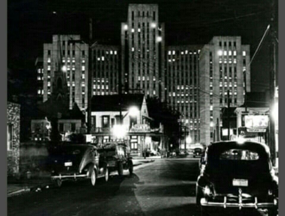 Charity Hospital..New Orleans..Late1940's/Early1950's