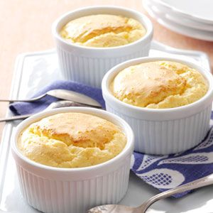 Three-Cheese Souffle Recipes — Dishmaps