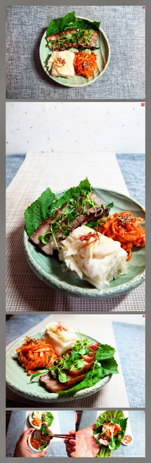 Korean recipes blog danielland steamed porkkorean recipes korean recipes blog danielland steamed porkkorean recipeskorean food forumfinder Image collections