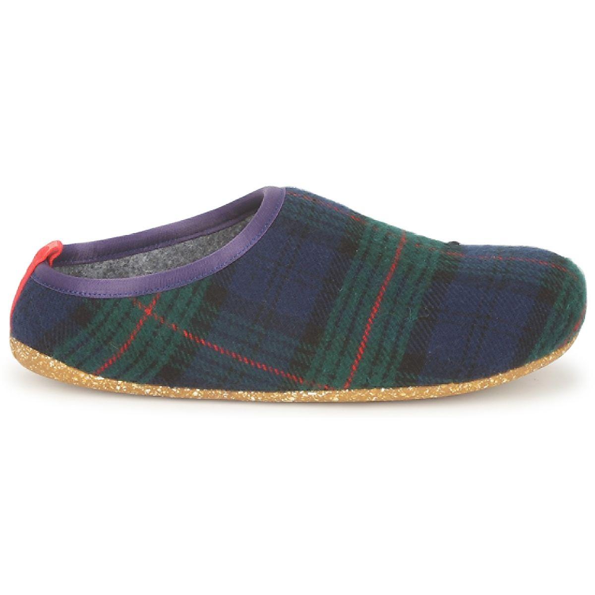 Zapatos azul marino Camper Wabi para hombre xblkZPB