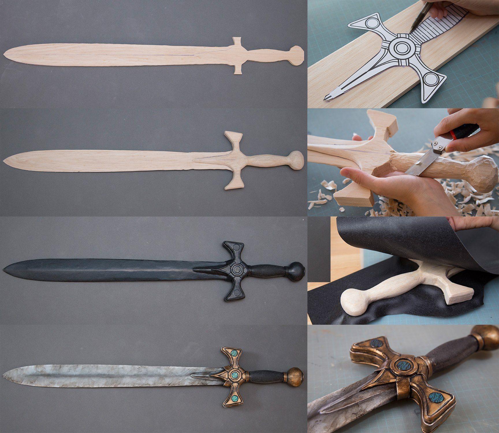 Xena Sword Kamui Cosplay Costuming Cosplay Cosplay Weapons
