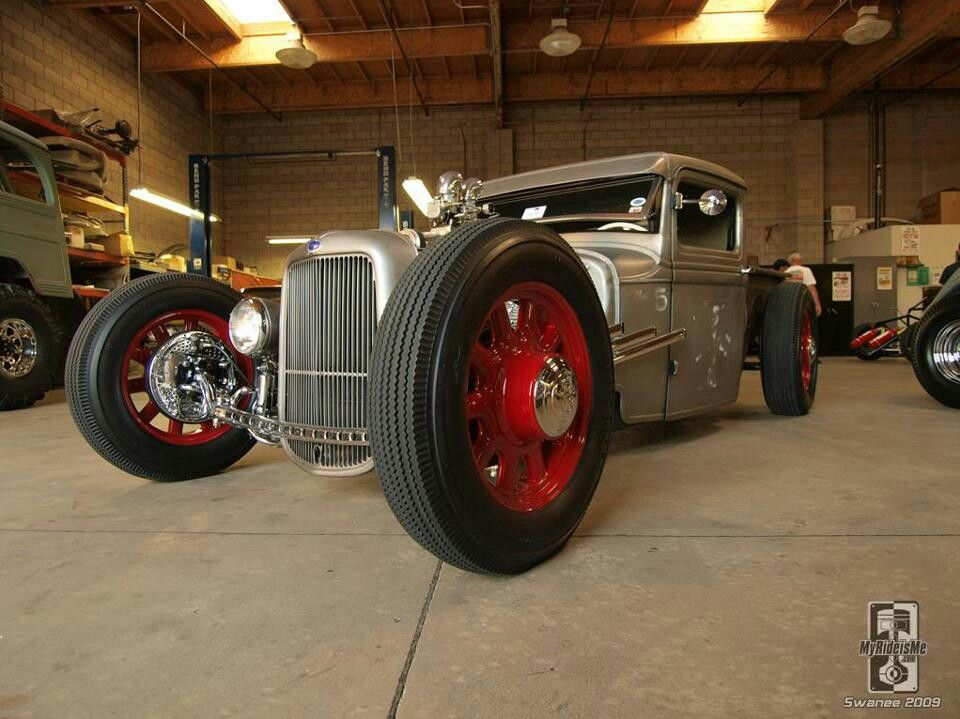 Jimmy Shines Bare Metal Hat Rod So Cal Speed Shop Hot Rods Cool Cars Rat Rod