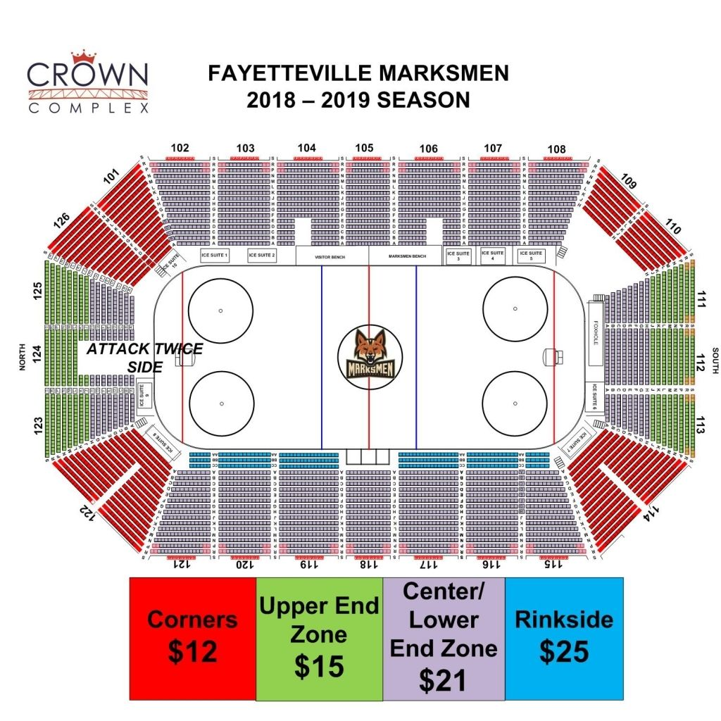 The Awesome As Well As Attractive Crown Coliseum Seating Chart