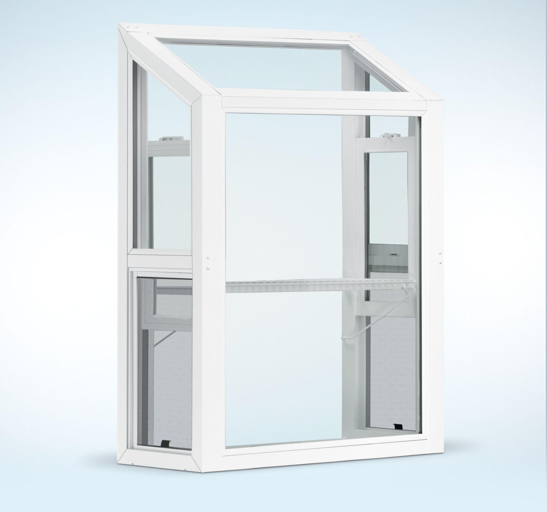 Builders Vinyl Jeld Wen Doors Amp Windows Garden Window