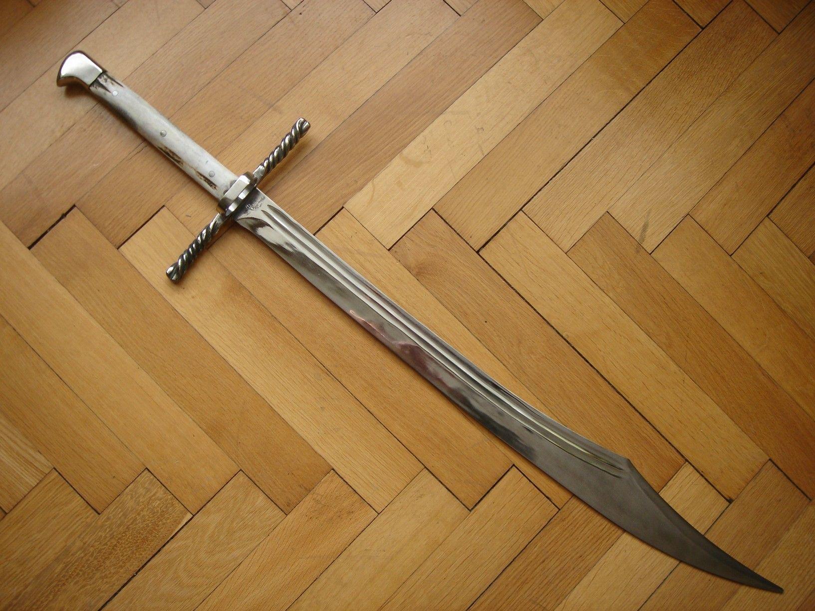 Langes Messer, Bauerwehr