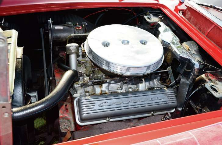 Unrestored Survivor 1960 Corvette Might Be Most Original In Existence Corvette The Originals Fuel Injection