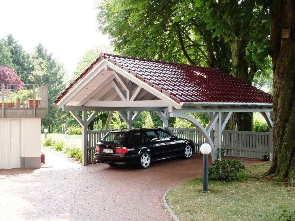 Spitzdach Carport Nach Ihren Wunschen Premium Carportwerk Carport Dach Anbau Gartenhaus