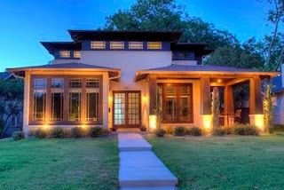 Contemporary Craftsman Home Love This One Too Fabulous Craftsman Style Bungalow Craftsman House Plans Craftsman Style Homes