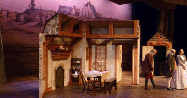 Sleepy Hollow Birmin - Sleepy Hollow Birmingham Children's Theatre. Scenic design by Will Lowry 2011. --- #Theaterkompass #Theater #Theatre #Schauspiel #Tanztheater #Ballett #Oper #Musiktheater #Bühnenbau #Bühnenbild #Scénographie #Bühne #Stage #Set
