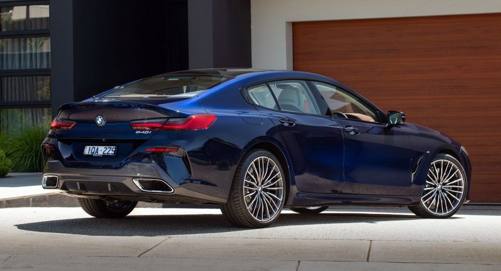 Enjoy The Bmw 8 Series Gran Coupe In All Its German Glory In 2020 Bmw Gran Coupe Coupe