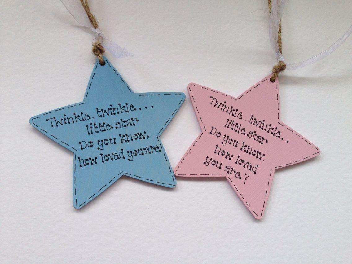 #wooden#star#love#gift#baby#boy#girl £5