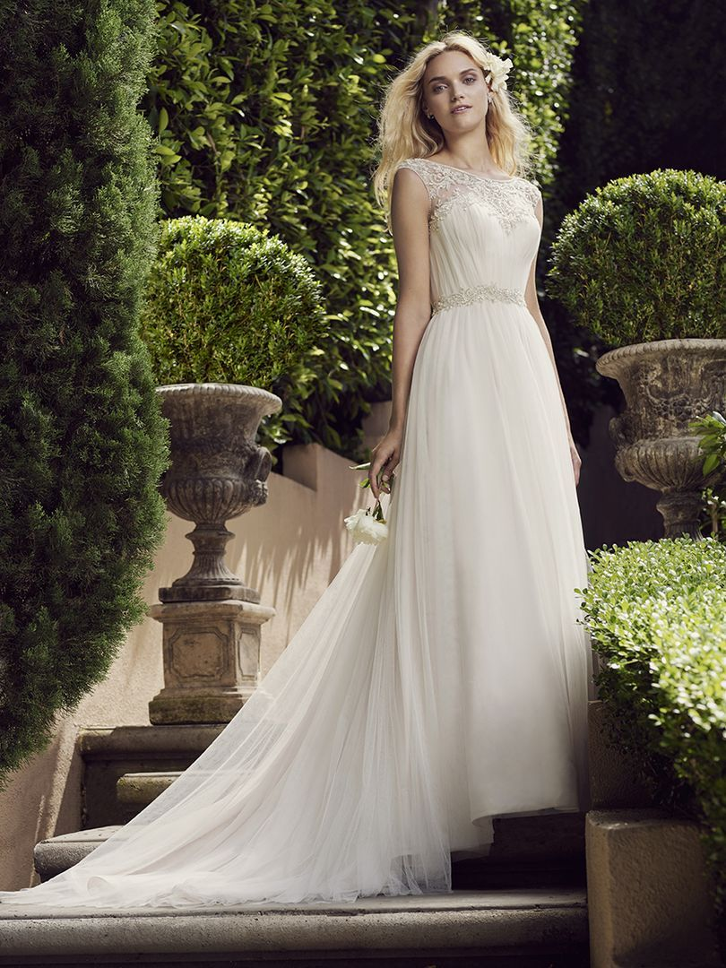 Casablanca wedding dresses { Spring 2016 Bridal Collection }