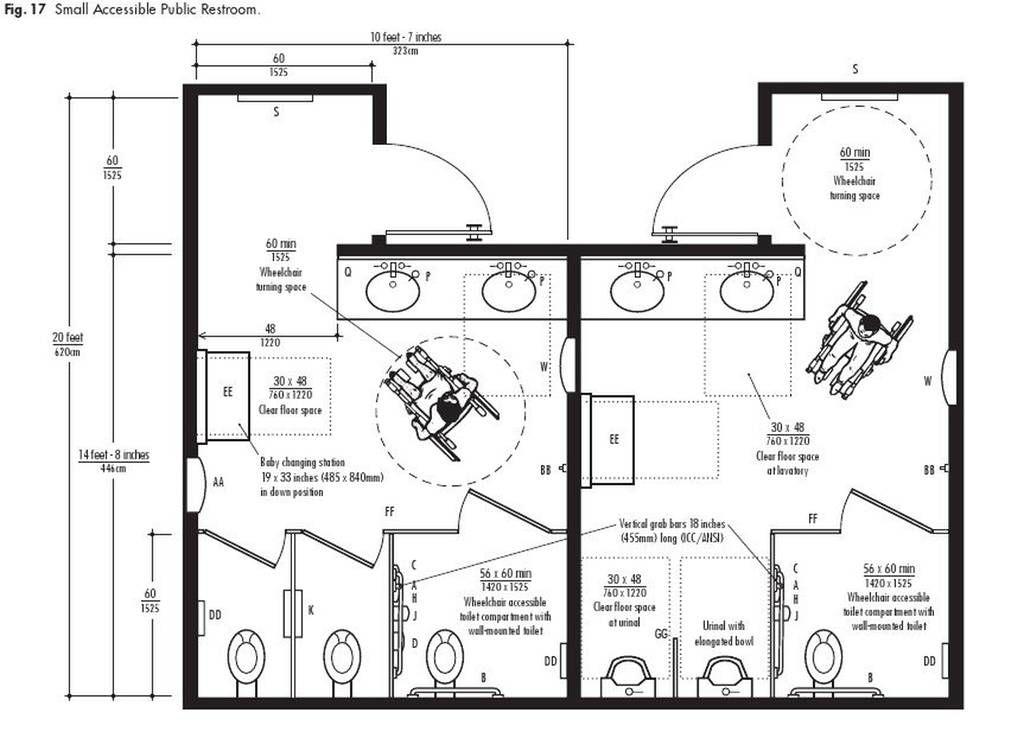 328314 Handicap Accessible House Plans