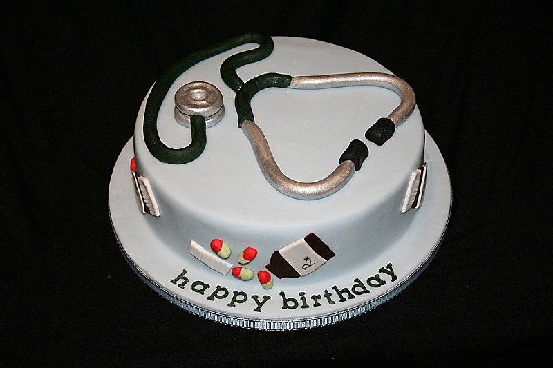 Birthday Cakes New Cake Designs For Doctors