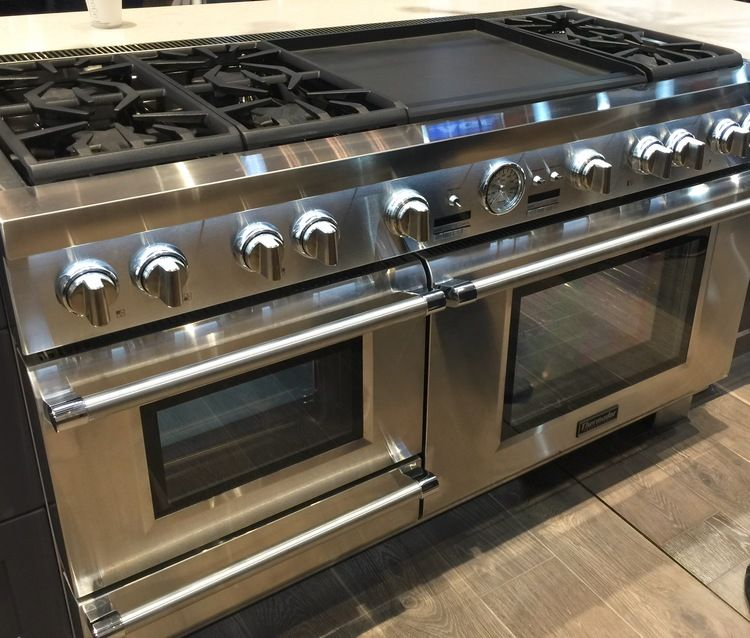 kitchen ranges gas cheap trash can must have this designed by thermador cooktops paul s dream stove he so badly would love a hibachi grill