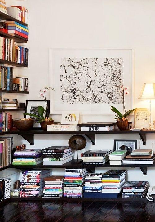 Books Home Interior