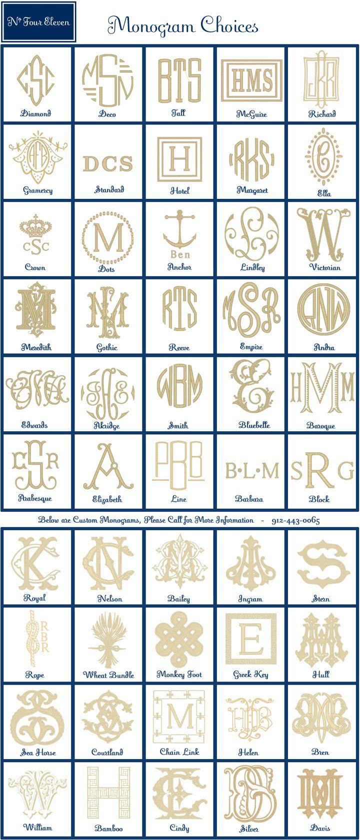 Monograms  Monogram, Monogram fonts, Embroidery designs