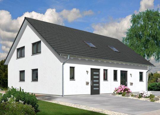 Bungalow Behringen: Doppelhaus Behringen 116 - Elegance