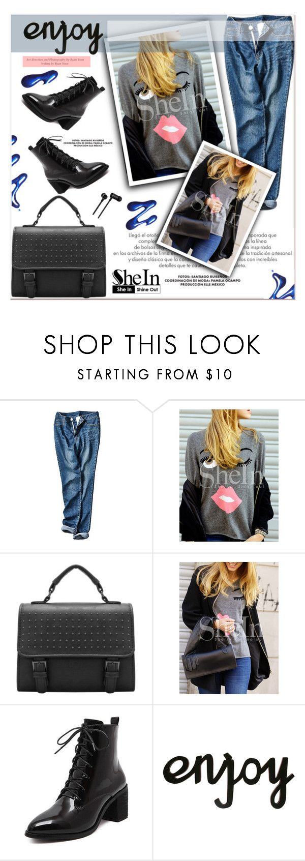 """SheIn"" by janee-oss ❤ liked on Polyvore featuring Master & Dynamic"