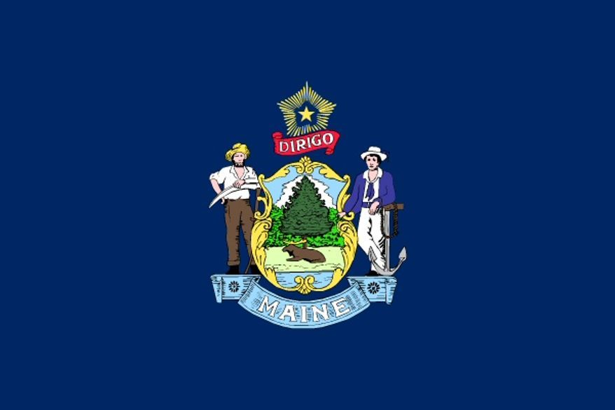 #36: MAINE. Shall-issue permits come cheap, $10, but applicants can be denied for non-criminal activity deemed reckless.