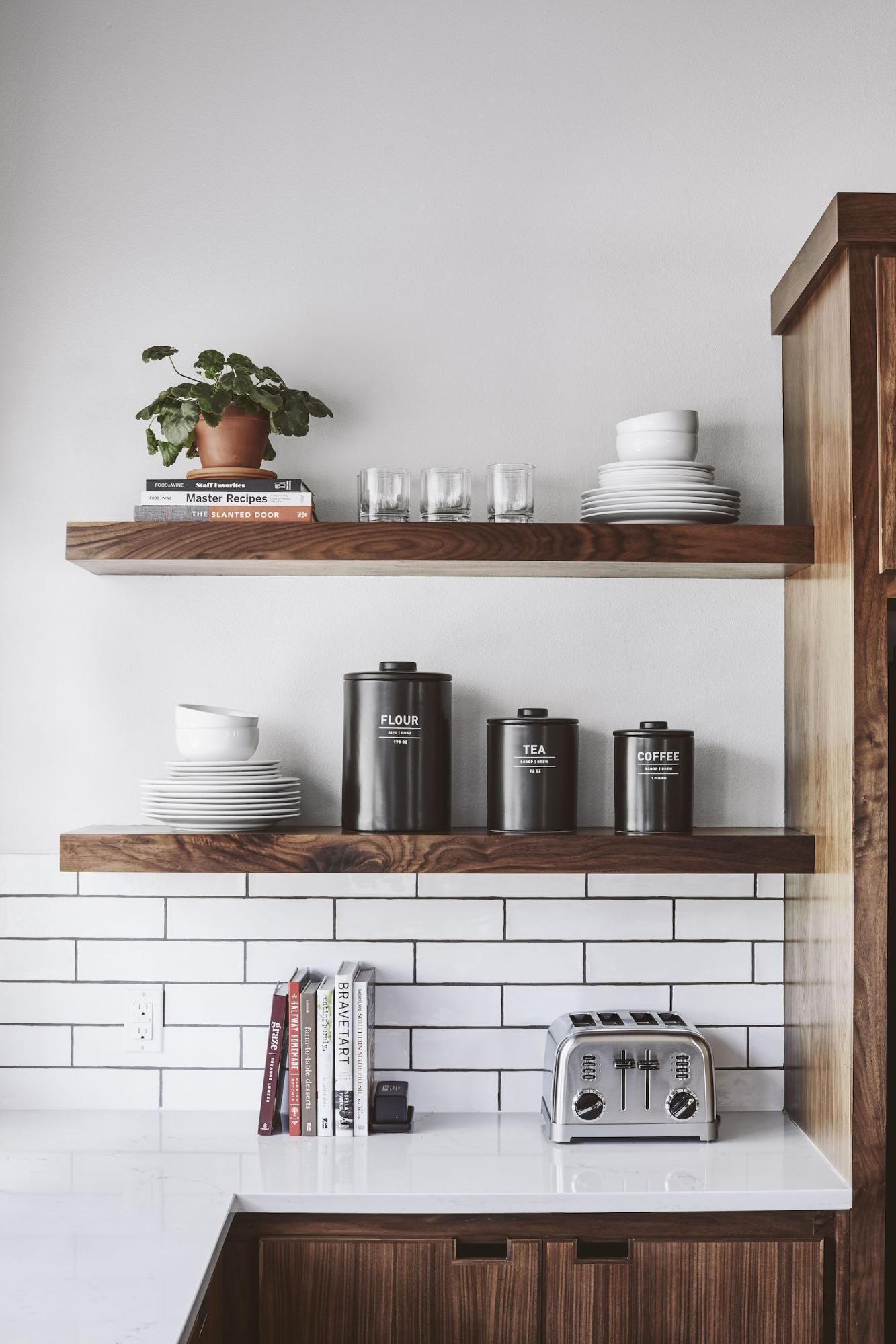 Interior Design Open Kitchen: A Technical Guide To Open Shelving