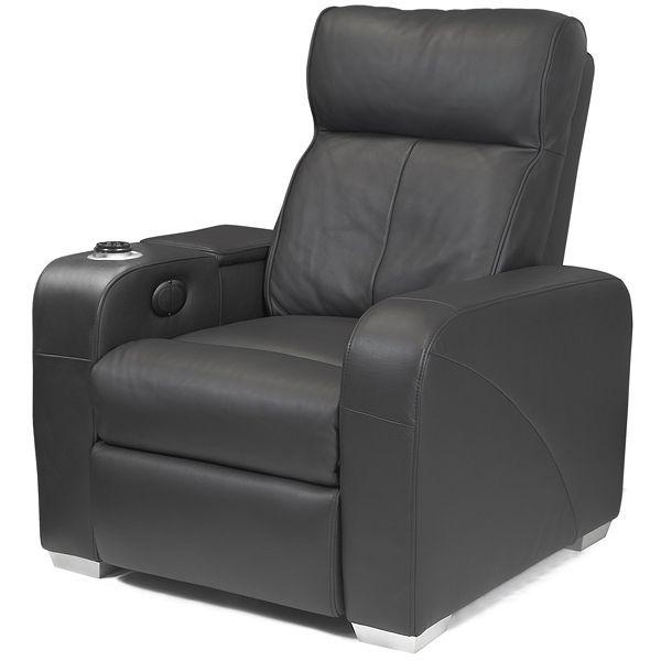 Premiere Home Cinema Chair Black (Single Seat Chair) - #black #chair #cinema #home #Premiere #SEAT #Single