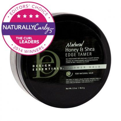 Design Essentials Natural Honey Shea Edge Tamer 23 Oz