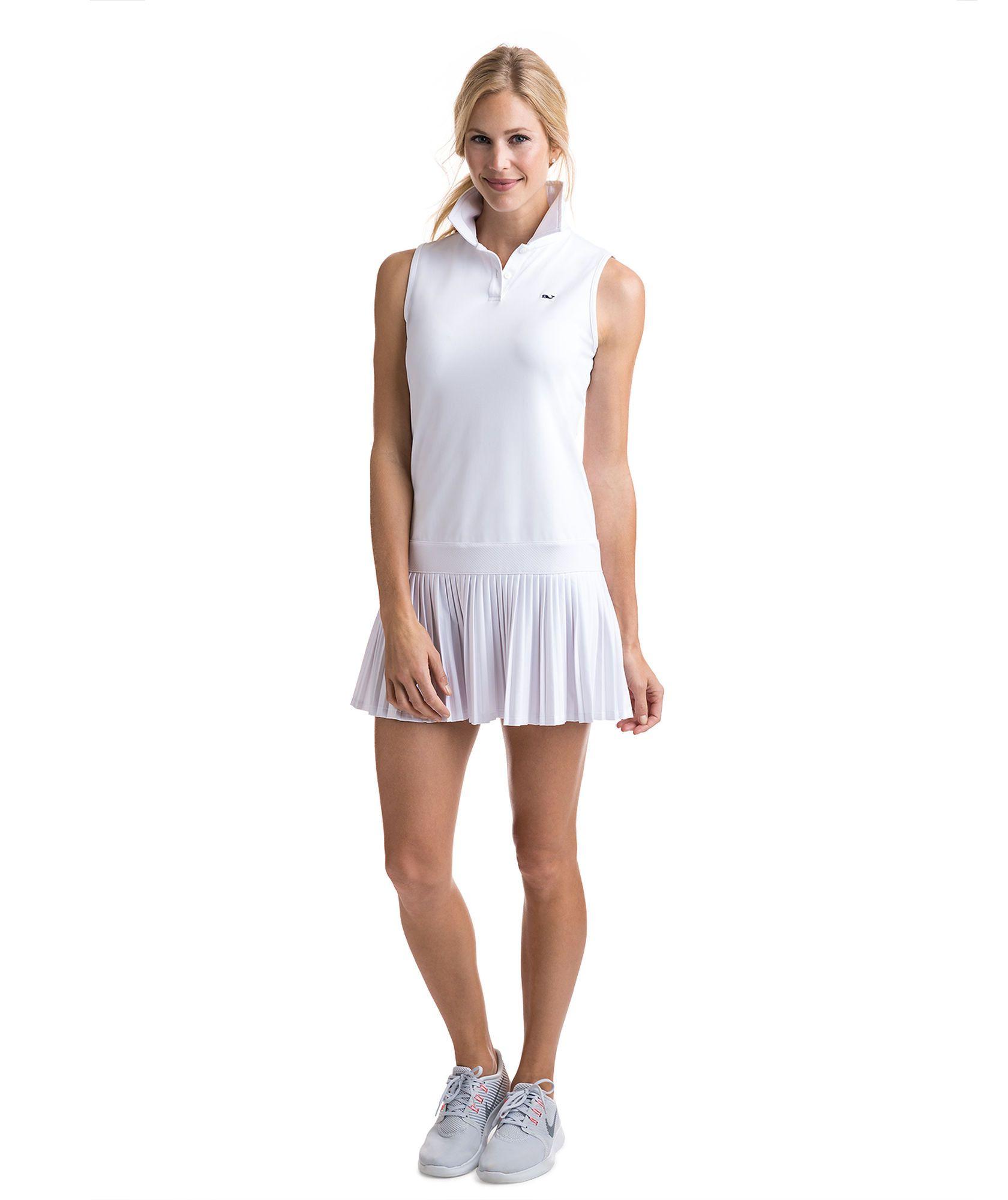 30+ White tennis dress information