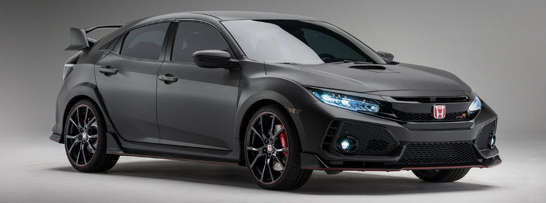 Image Result For Honda Civic 2018 Black Honda Civic Type R Honda Civic Honda Civic Coupe