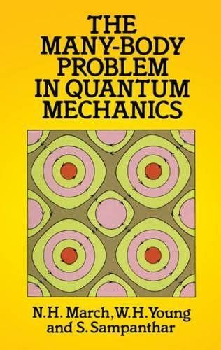 The Many Body Problem In Quantum Mechanics Dover Books On Physics Free Download By Array Quantum Mechanics Teaching Biology Physics