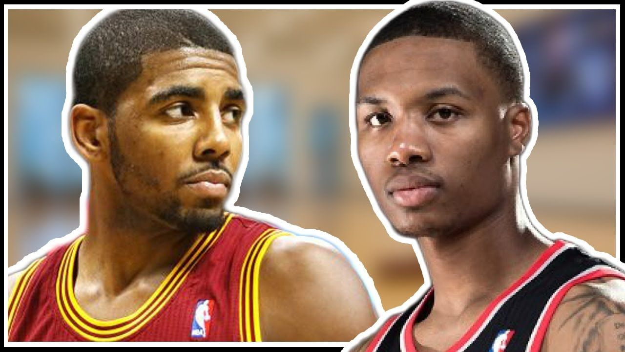 da63dded66ff Damian Lillard vs Kyrie Irving  Who would you rather have