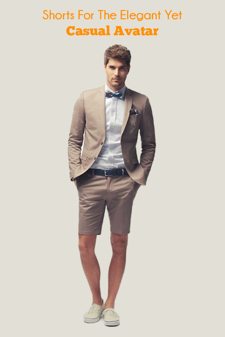 must have shorts for the elegant yet casual avatar menswear