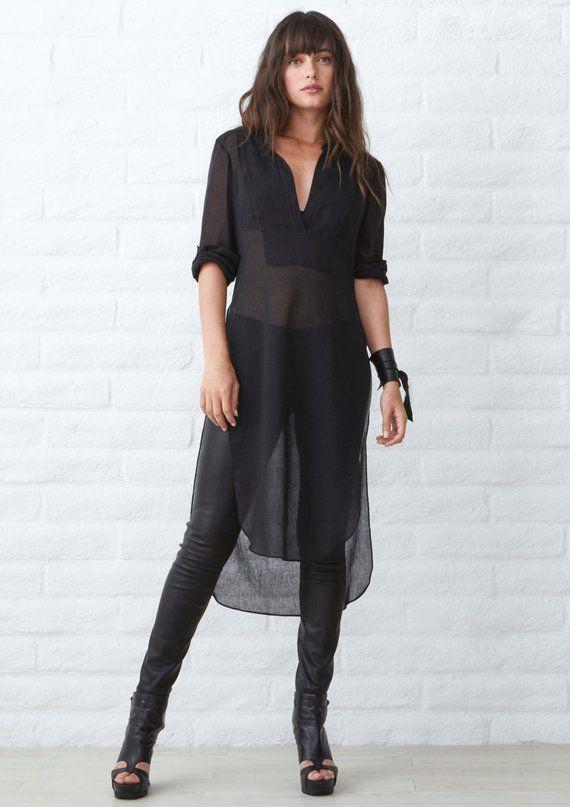 Tunic, caftan dress, bohemian dress, boho dress, festival dress, sheer tunic, cover up, sheer, kaftan, silk caftan, layer, layering tunic