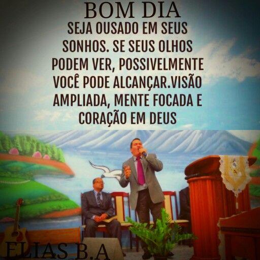 Eliasba Musicagospel Adoracao Musica Evangelico Bom Dia Povo