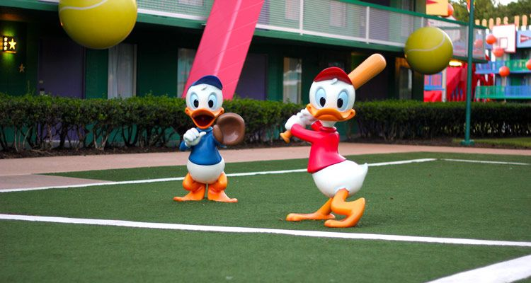 I Had a Ball During My Stay at Disney's AllStar Sports