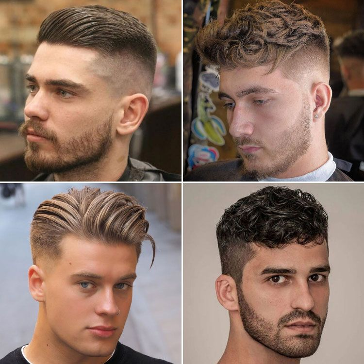 30 best hairstyles for men with thick hair 2020 guide in
