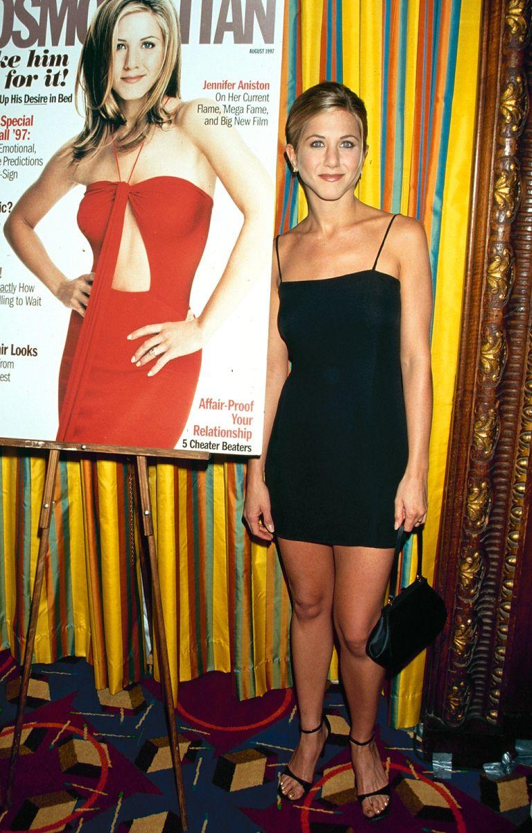45 Of Jennifer Aniston S Most Memorable Lbds Jennifer Aniston Hot Jennifer Aniston Style Jennifer Aniston 90s [ 1201 x 768 Pixel ]