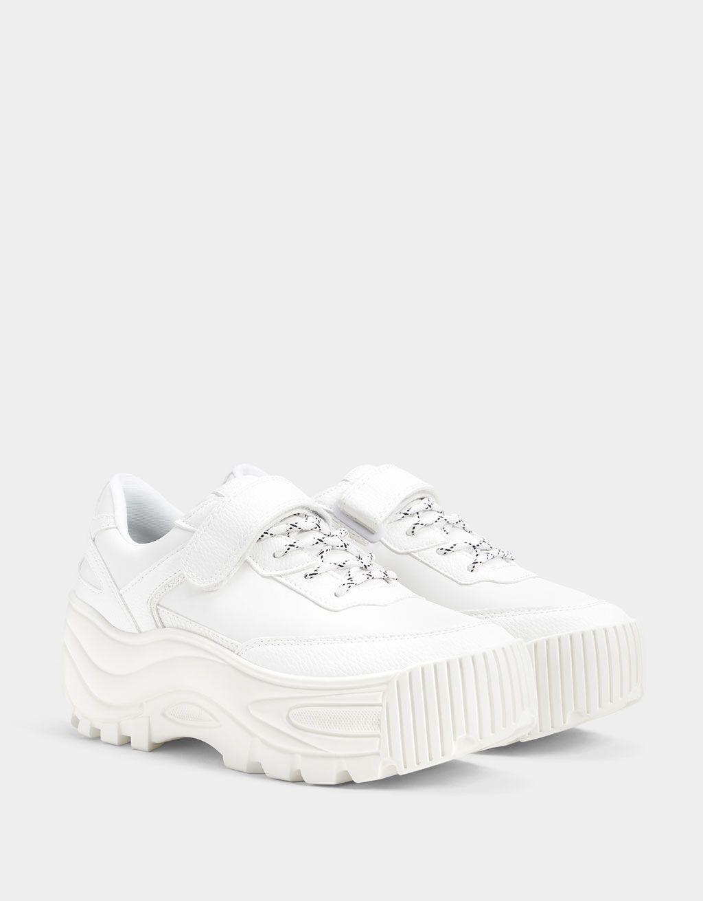 Shoes, Women shoes, Platform sneakers