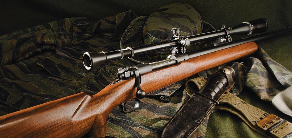Old School Winchester Model 70.   Rifle, Sniper rifle