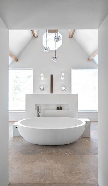 Stijl & IMAGE : Badkamer indelingen met sfeer | Interior Design ...