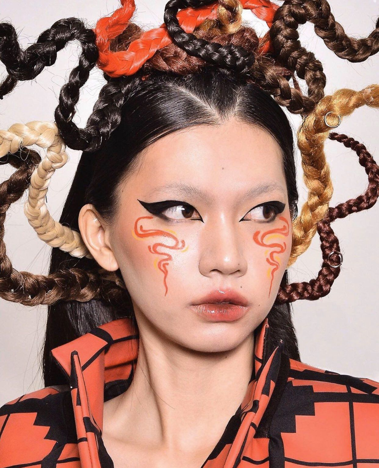 Pin by Tang on Makeup & Fashion in 2020 Halloween face