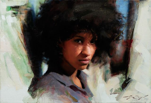 Underpaintings: Casey Baugh: Step-by-Step