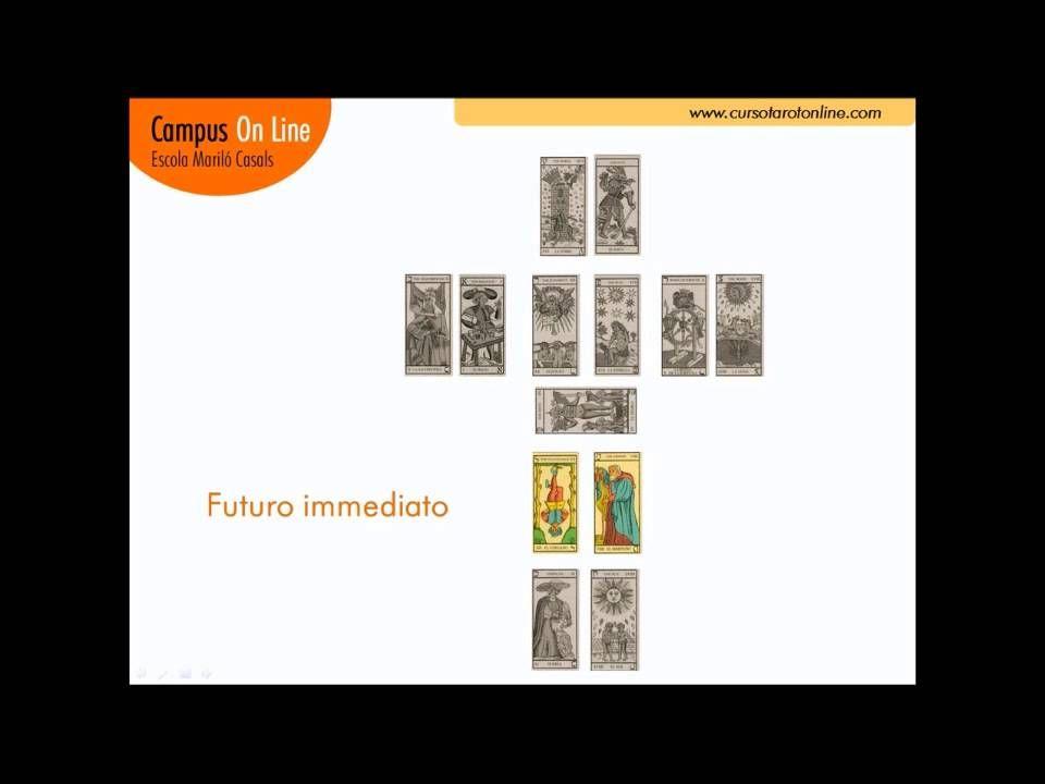 Como Aprender Tarot La Lectura De Las 13 Cartas Del Tarot Lectura De Tarot Tarot Trabajo Tarot